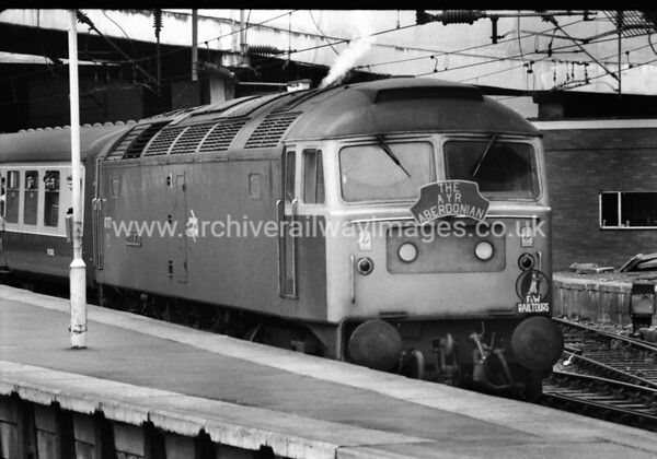 47077 North Star 20/9/81 Birmingham New St Withdrawn 05/07 HQ 	Now Preserved by DEPG as at 4/8/17