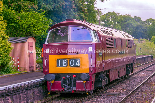 D1010 Western Campaigner 9/6/17 Crowcombe Heathfield Withdrawn 02/77 LANow Preserved / Private Owner as at 29/8/17