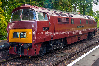 D1010 Western Campaigner 9/6/17 Crowcombe Heathfield Withdrawn 02/77 LA	Now Preserved / Private Owner as at 29/8/17