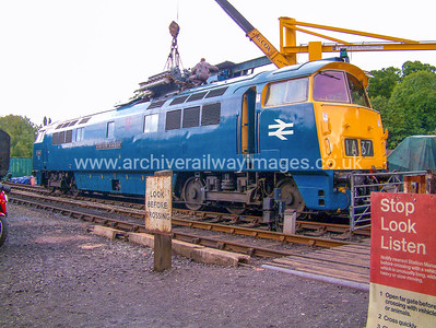 D1013 Western Ranger 10/7/04 Bridgnorth Withdrawn 02/77 LA Now Preserved / Private Owner as at 14/6/18