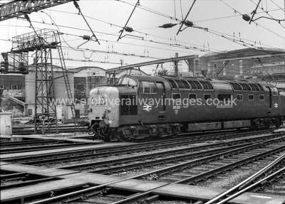 55013 The Black Watch 1981 King's Cross Withdrawn 12/81 YK	    Cut-Up 12/82 Doncaster Works
