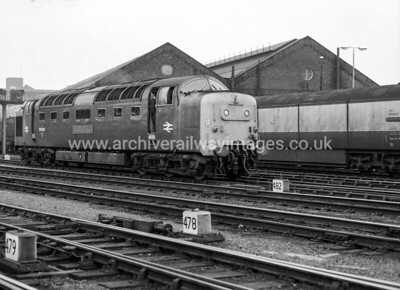 55006 The Fife and Forfar Yeomanry 13/8/80 York Withdrawn  8/2/81    Cut-Up 31/7/81 Doncaster Works