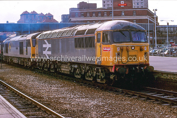 56024 + 60041 High Willhays 4/9/92 Leicester