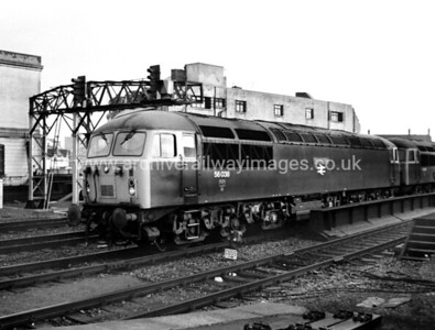 56038 Western Mail + 560369 26/1/84 Cardiff Central