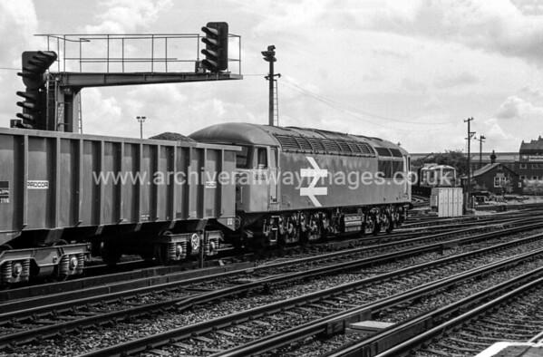 56033 16/7/87 Eastleigh. ex.7O83, 12.09 Whatley - Fareham Withdrawn 10/03 IM Cut-Up 06/10 EMR Kingsbury