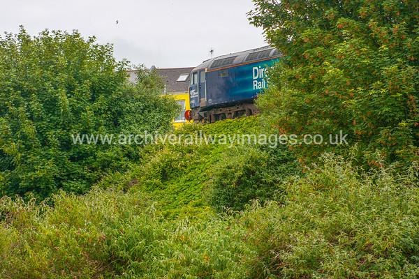 57303 Pride of Carlisle 20/6/15 Plymouth - 2P70 ex.12.30 Par-Plymouth.
