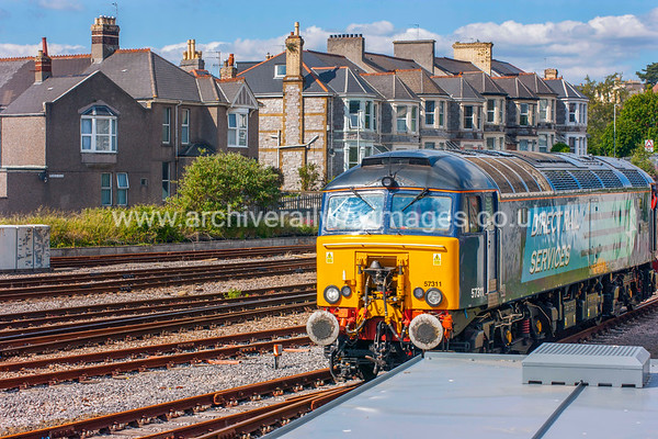 57311 Thunderbird 8/6/15 Plymouth - - 0Z45 ex.09.35 Crewe-Plymouth Route Learner Refresher