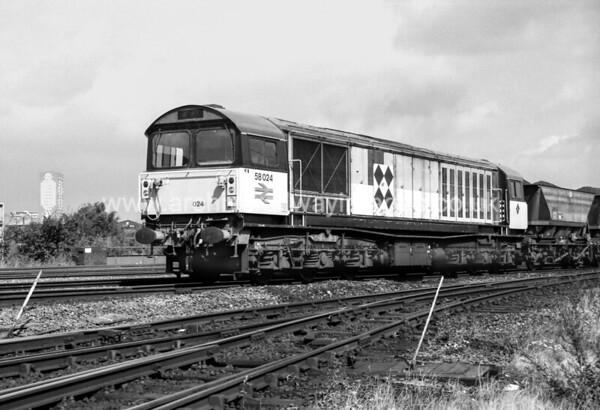 58024 24/8/91 Saltley