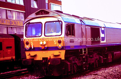 59003 Yeoman Highlander 26/8/88 Swindon