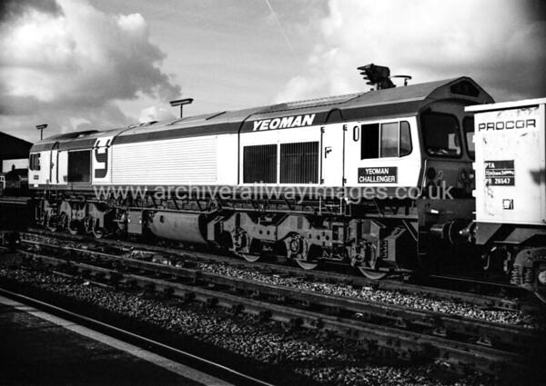 59004 Yeoman Challenger 4/11/86 Reading