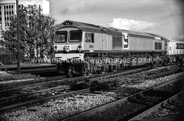 59004 Yeoman Challenger 4/11/86 Reading