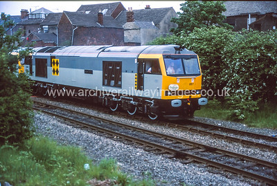 60057 Adam Smith & 60032 William Booth 26/5/91 Coalville