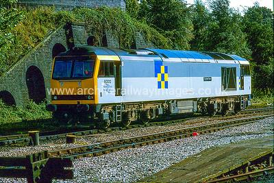 60012 Glyder Fawr 4/9/92 Leicester