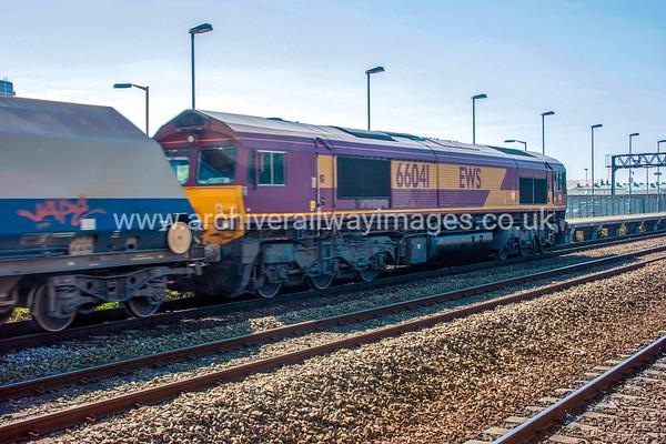 66041 7/9/12 Swindon