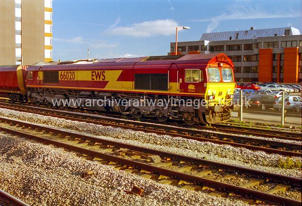 Class 66 Diesel Locomotives