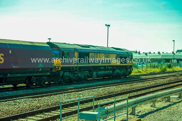 66031 7/9/12 Swindon