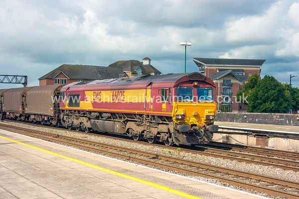 66025 12/9/12 Cardiff Central