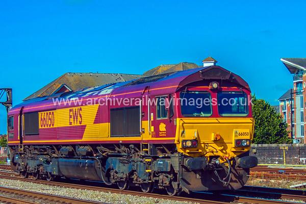 66050 EWS Energy 13/9/12 Cardiff Central