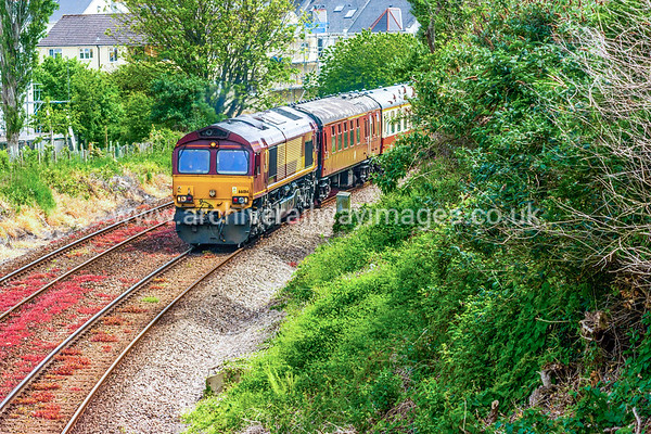 66014 30/5/15 Plymouth - 1C52 ex.07.09 Paddington-Par