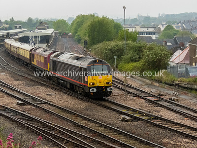 67006 Royal Sovereign & 67022 6/5/17 Plymouth
