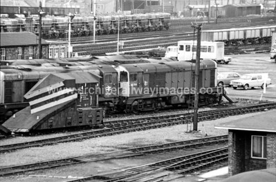 20087 + 20194 26/2/83 Leicester Depot 20087 Withdrawn 04/95 BS	Now Preserved / Private Owner as at 12/3/17 20184 Withdrawn 10/86 ML 	Cut-Up06/88 V Berry Leicester