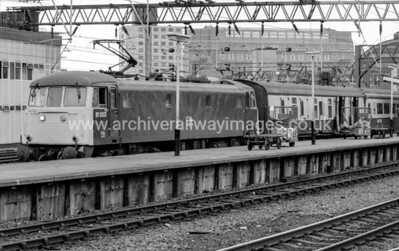 81003 12/6/84 Manchester Piccadilly Withdrawn 03/88 GW	   Cut-Up 11/91 Coopers Metals Attercliffe