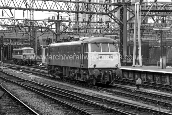 81006  23/10/87 Euston Withdrawn 10/88 GW	   Cut-Up 11/91 Coopers Metals Attercliffe