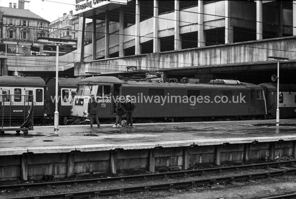83005 27/2/82 Birmingham New St. Withdrawn 07/83 LG	Cut-Up 11/84 V Berry, Leicester