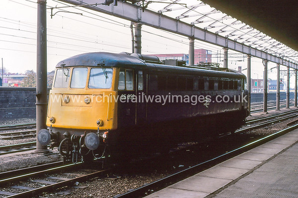 85032 13/11/83 Rugby