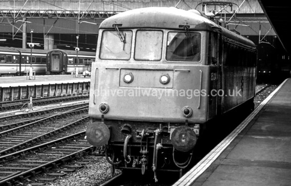 85024 23/10/87 Euston Withdrawn 05/90 CE Cut-Up 06/93 MC Metals Glasgow