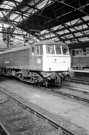 23/8/82 Liverpool Lime St.