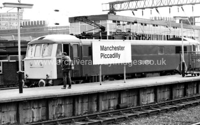86245 Dudley Castle 12/6/84 Manchester Piccadilly Withdrawn 10/03 WN  	Cut-Up 06/10 EMR Kingsbury