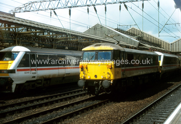 87024 Lord of the Isles 9/6/91 Crewe Withdrawn 10/04 WNCut-Up 11/05 by JT Lanscapes at MoD Caerwent