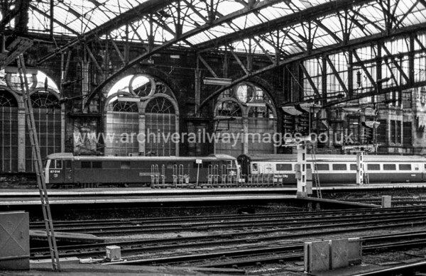 87014 Knight of the Thistle 1/10/82 Glasgow Central Withdrawn 08/05 WBExported 11/09 Bulgaria