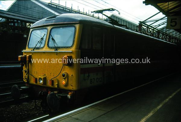 87012 Royal Bank of Scotland 11/6/91 Crewe Withdrawn 07/06 WBExported 01/07 Bulgaria