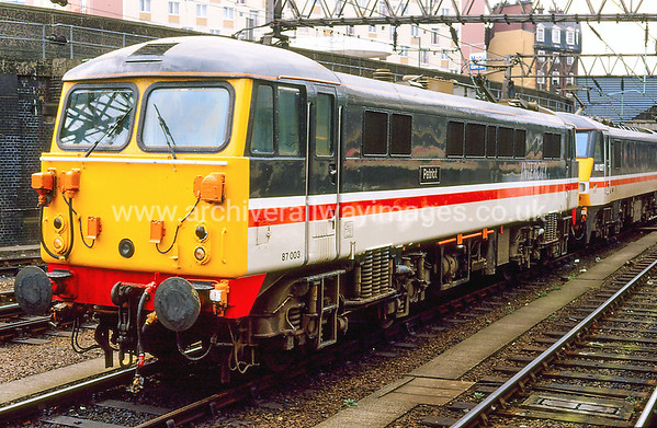 87003 Patriot 22/4/89 Euston Withdrawn 03/05 WN Exported 12/08 Bulgaria