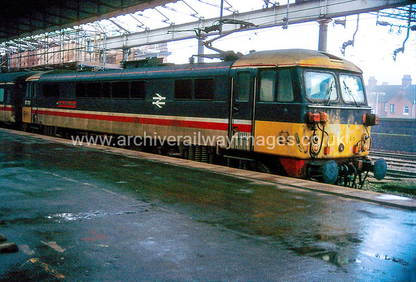 87021 Robert the Bruce 2/2/92 Rugby Withdrawn 01/05 WN Cut-Up 11/10 EMR Kingsbury
