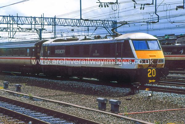 90001 BBC Midlands Today 9/6/91 Crewe