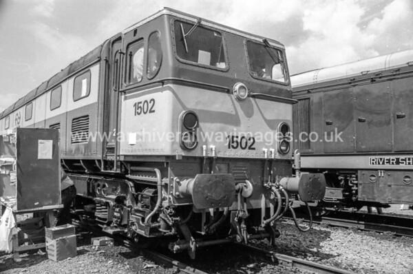 1502 31/5/87 Coalville Depot