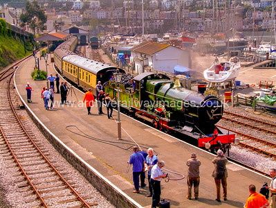 3440 City of Truro 10/5/04 Kingswear