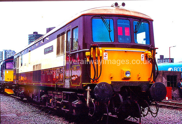 73101 The Royal Alex 6/9/92 Leicester Depot