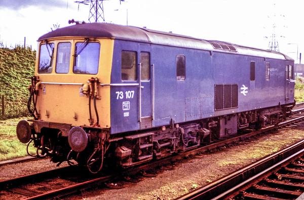 73107 27/8/85 Southampton