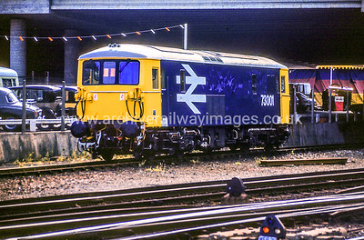 73001 May 1986 Bournemouth Withdrawn 05/00 BD	Now Preserved / Private Owner as at 14/3/17