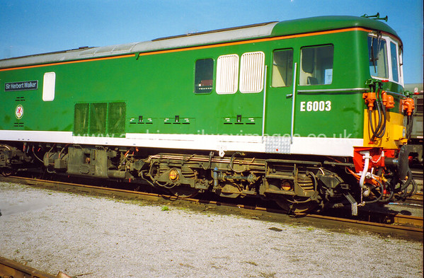 73003 Sir Herbert Walker 19/3/94 Old Oak Common Depot Withdrawn 09/96 SL Now Preserved / Private Owner as at 27/3/17