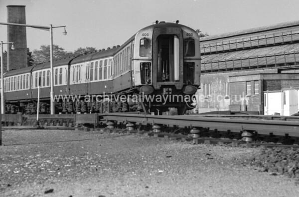 405 1983 Bournemouth Depot