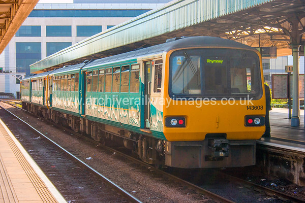 143608 13/9/12 Cardiff Central