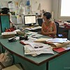 Tina, living and working in the office building oversees and manages this huge operation with the help of Michelle and numerous contractors.