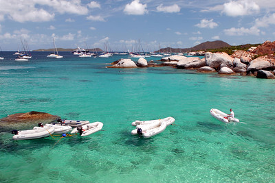 The Baths, North Sound, British Virgin Islands