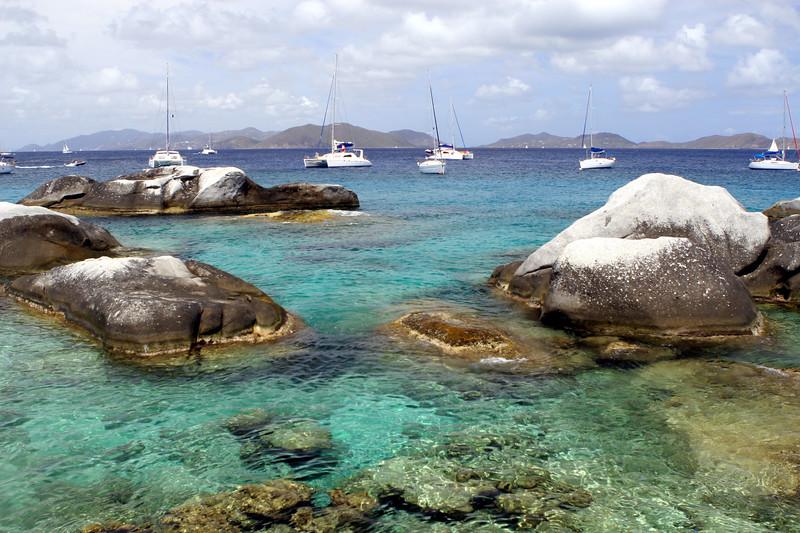 The Baths, North Sound, British Virgin Islands