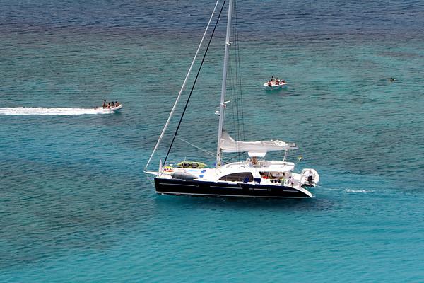 North Sound, British Virgin Islands
